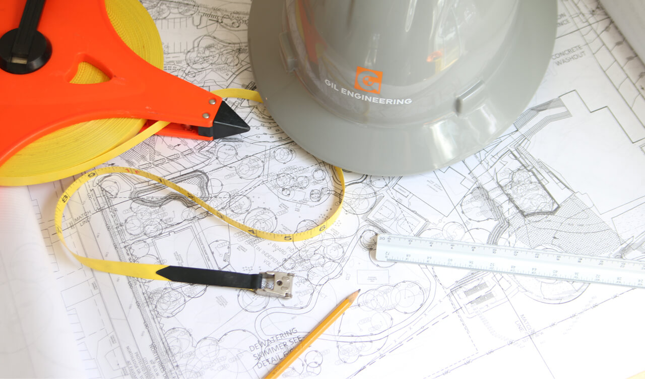 Gil Engineering architectural plan supplies